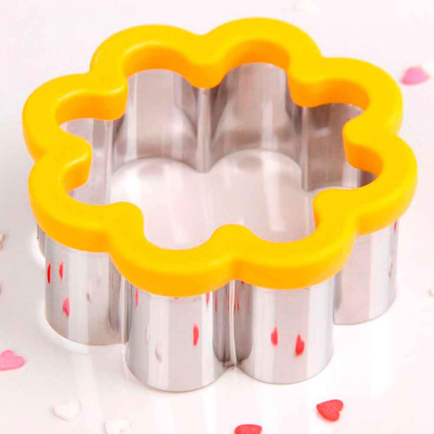 """Форма для вырезания печенья """"Цветок"""""""