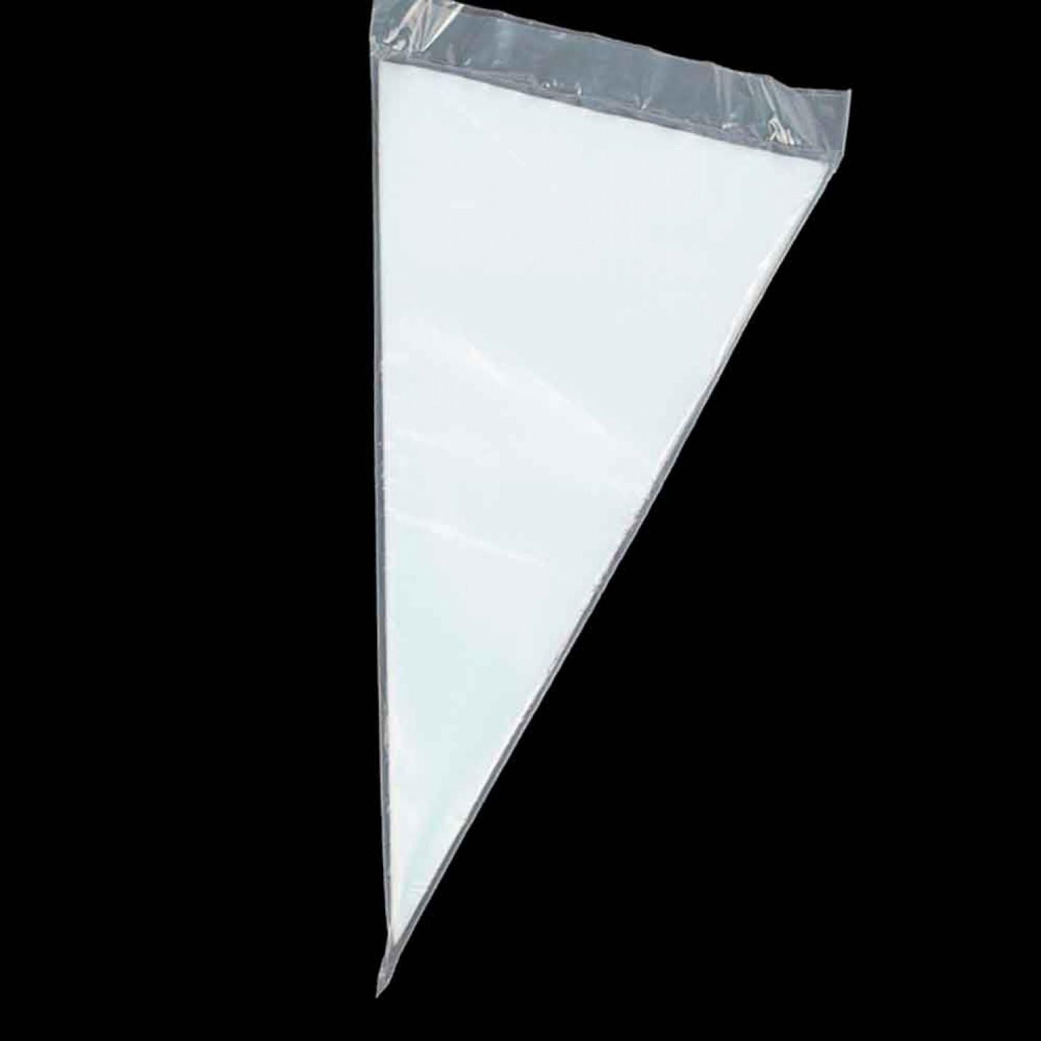 Набор одноразовых кондитерских мешков 33х19 см, 10 шт