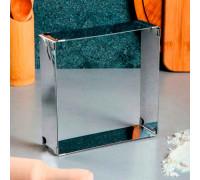 Форма для выпечки с регулировкой размера «Квадратная», 16-28 х 5 см
