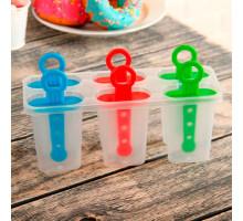 """Форма для мороженого """"Симпл"""", 6 ячеек, цвет МИКС"""