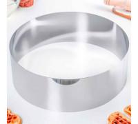 Форма для выкладки и выпечки, 30×10 см