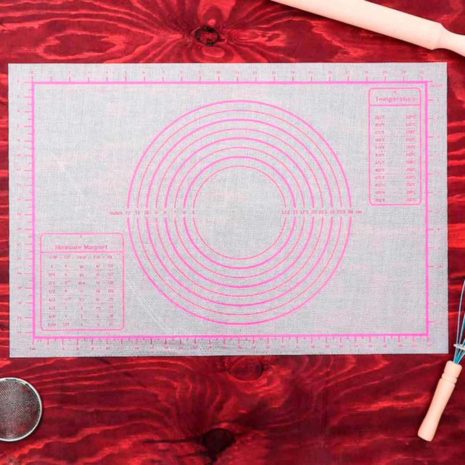 Коврик армированный с разлиновкой 40×60 см