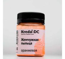 """Краситель пищевой сухой жемчужная пыльца """"Kreda"""" оранжевая (5г)"""