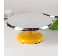 Подставка для торта «Лазурь», 31 см, цвет МИКС