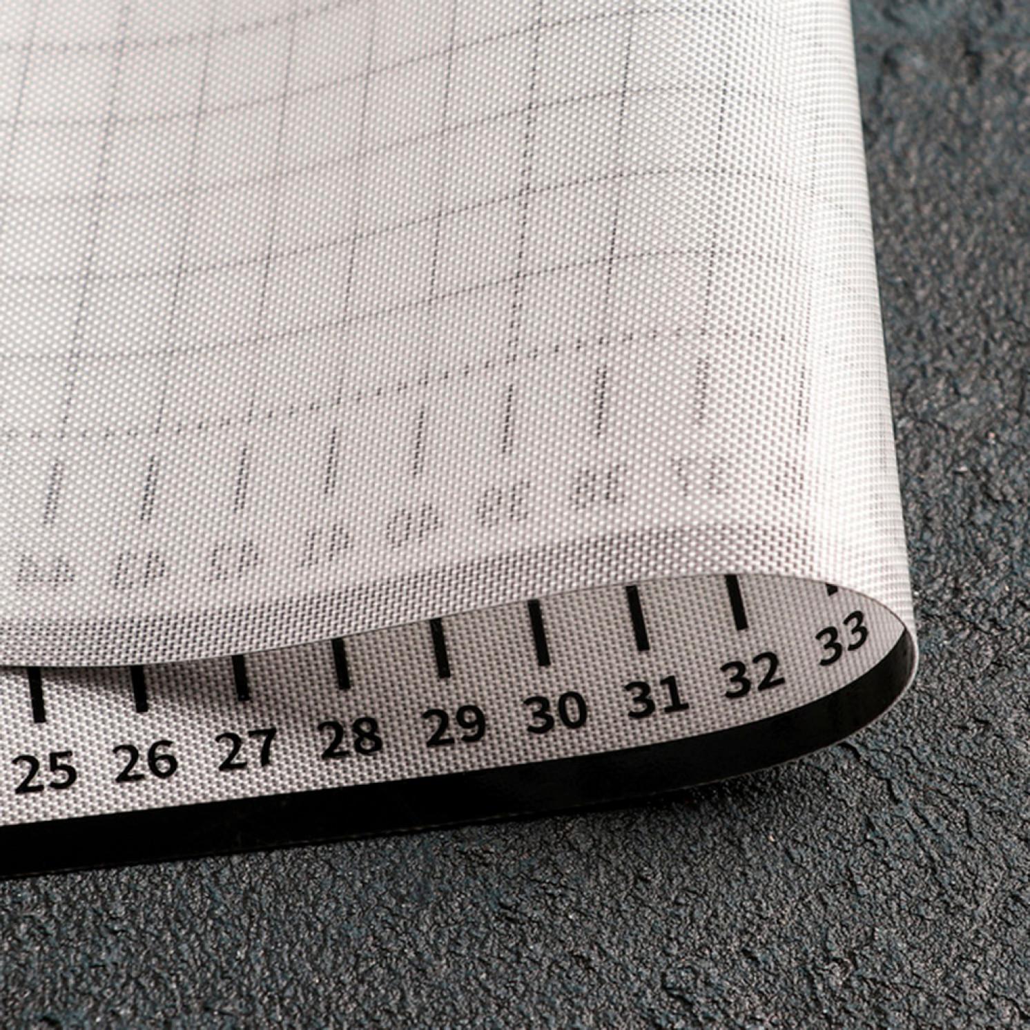 Коврик армированный с разлиновкой 60×40 см