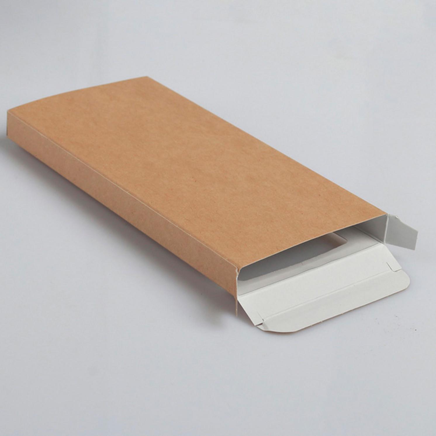 Подарочная коробка под плитку шоколада, 17,1 х 8 х 1,4 см