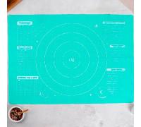 Силиконовый коврик для выпечки «Своими руками», 70 х 50 см 5506083