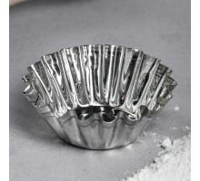 Форма для выпечки кекса, d=5,5, v=2 см