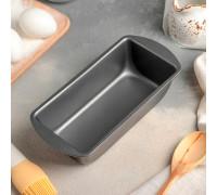 Форма для выпечки «Жаклин», 22,5×10,5×5,5 см, антипригарное покрытие