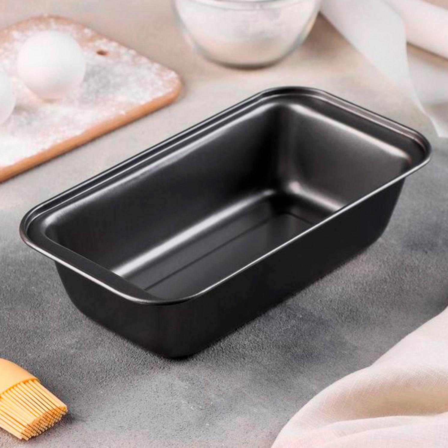Форма для выпечки «Жаклин. Хлеб», 25×13×6 см, антипригарное покрытие