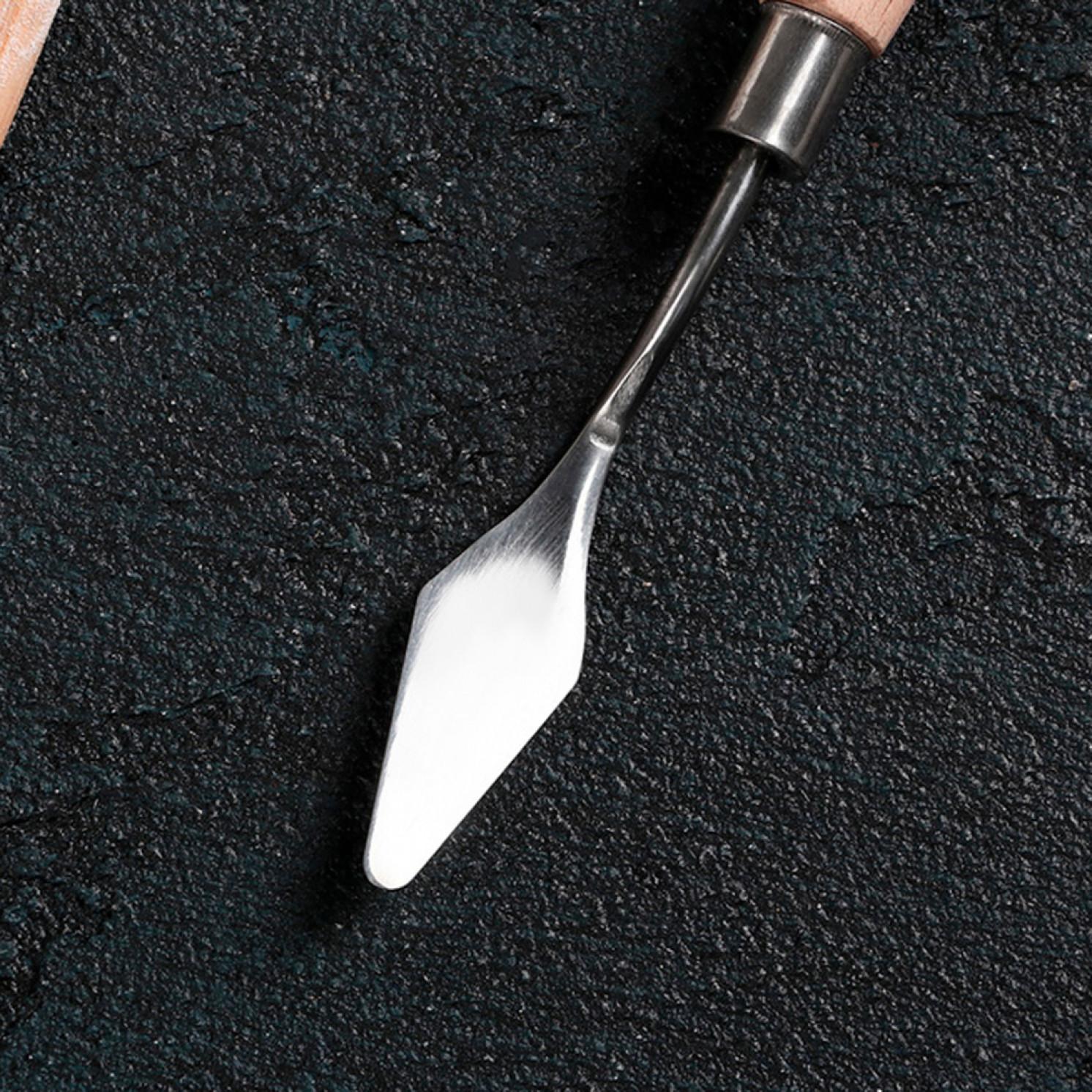 Лопатка кондитерская «Деко», 17 см