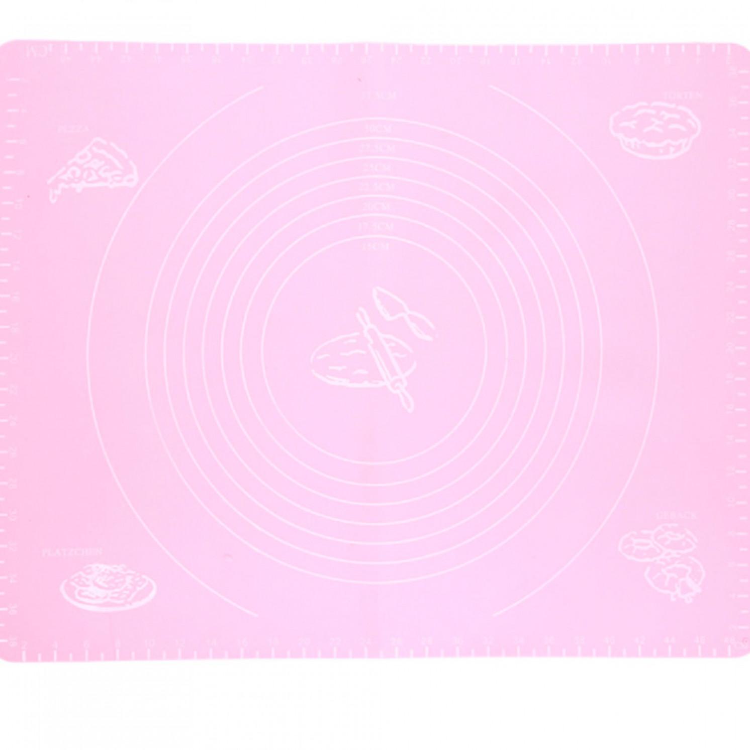 Коврик с разлиновкой «Эрме», 50х40 см, цвет МИКС