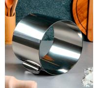 """Форма для выпечки и выкладки с регулировкой размера """"Круг"""", D-16-30, H-14 см"""