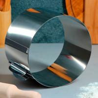 """Форма для выпечки и выкладки с регулировкой размера """"Круг"""", D-16-30, H-12 см"""
