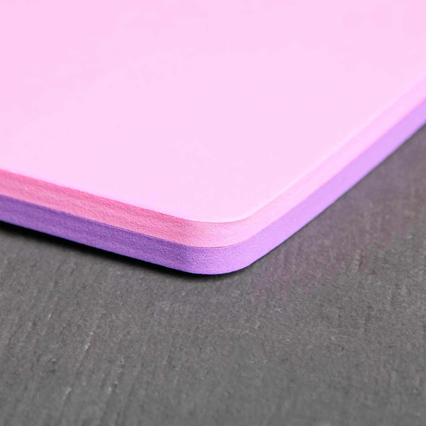 Мат для моделирования и сушки цветов из мастики, цвет МИКС
