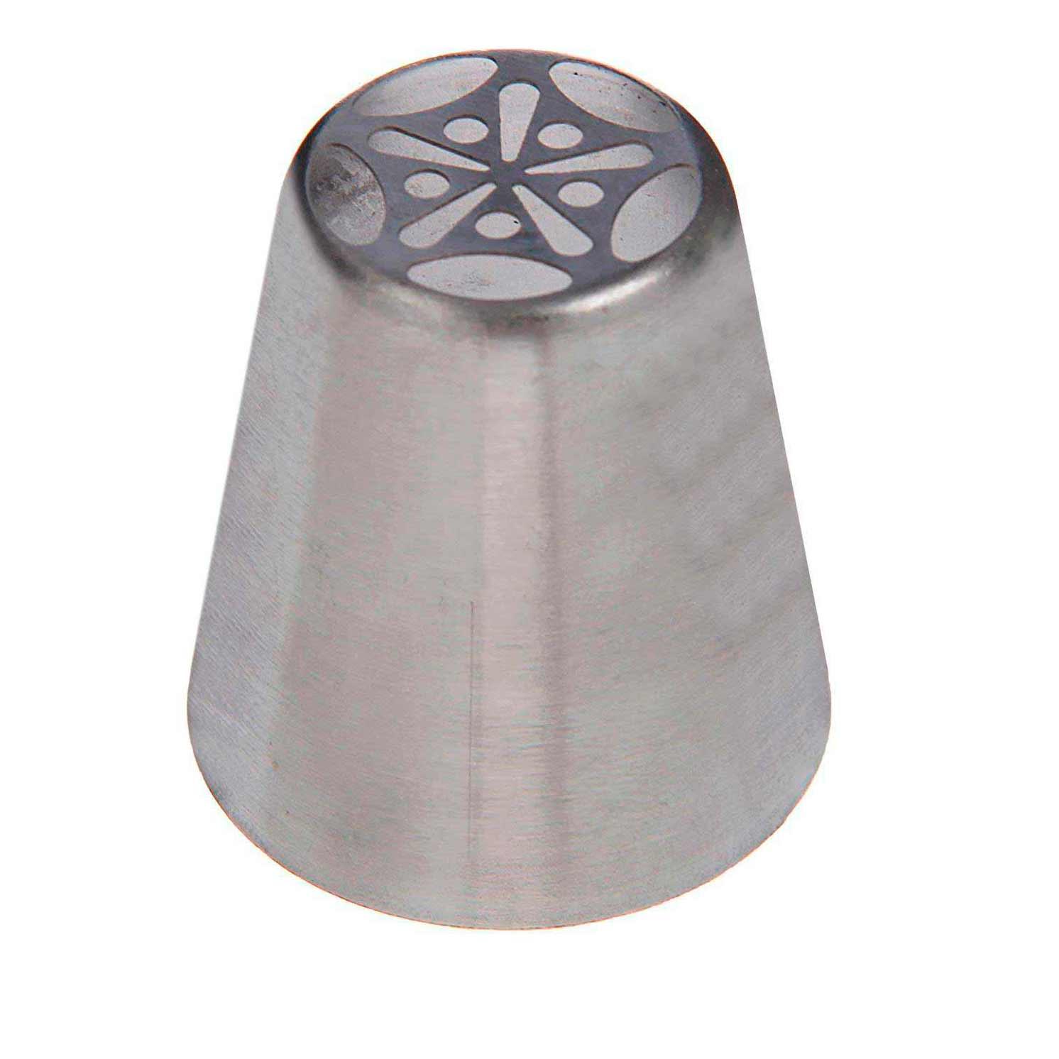 Насадка кондитерская «Цветок», d=3,5 см, вых. 1,9 см