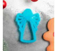 Форма для печенья и пряников «Ангел», 11,5×7,5×1,5 см