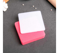 Набор матов для моделирования и сушки цветов из мастики, 2 шт, 9,5×9,5×1,5 см, цвет МИКС