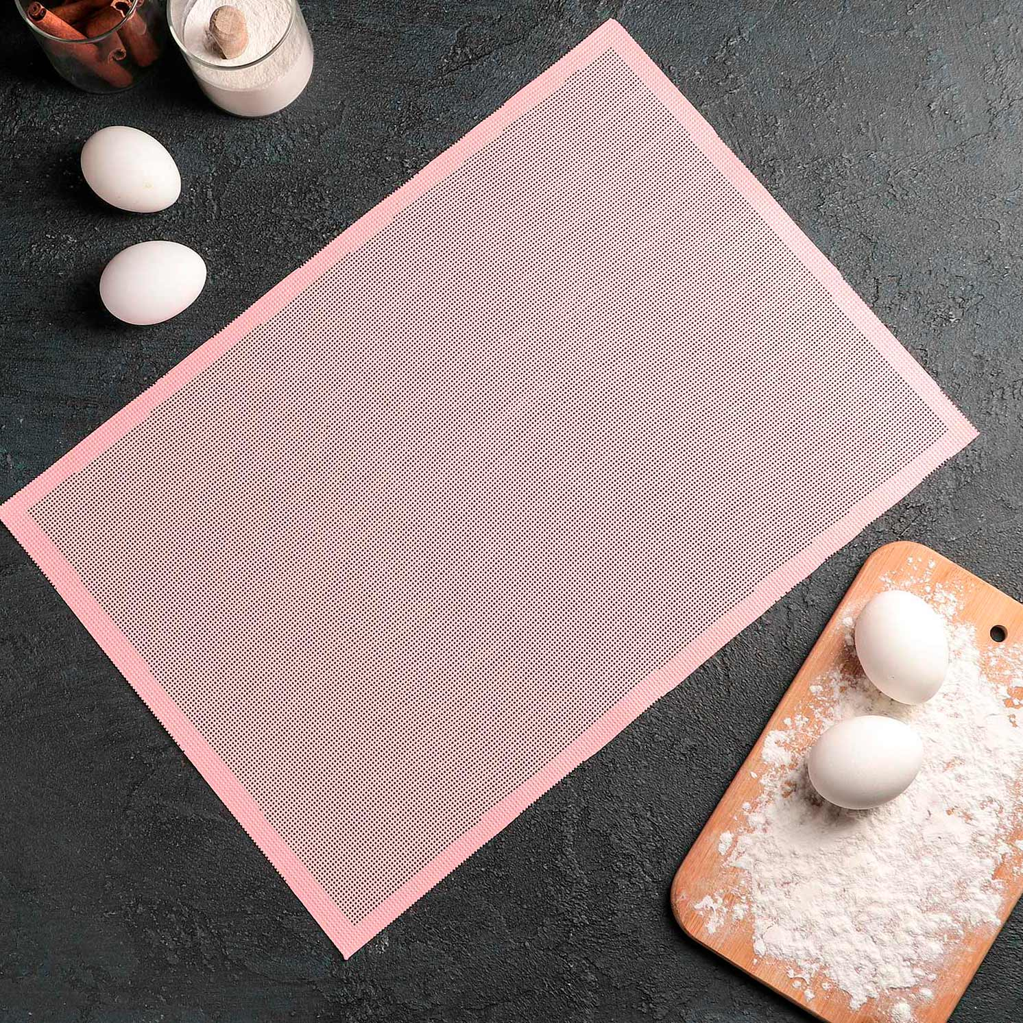 Коврик армированный «Амато», 42×29,6 см