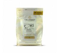"""Шоколад белый """"Callebaut"""",25,9% какао, каллеты 2,5 кг"""