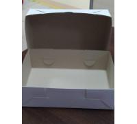 Коробка для пирожных 215*140*65