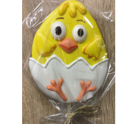 """Пряник """"Цыплёнок в яйце"""""""