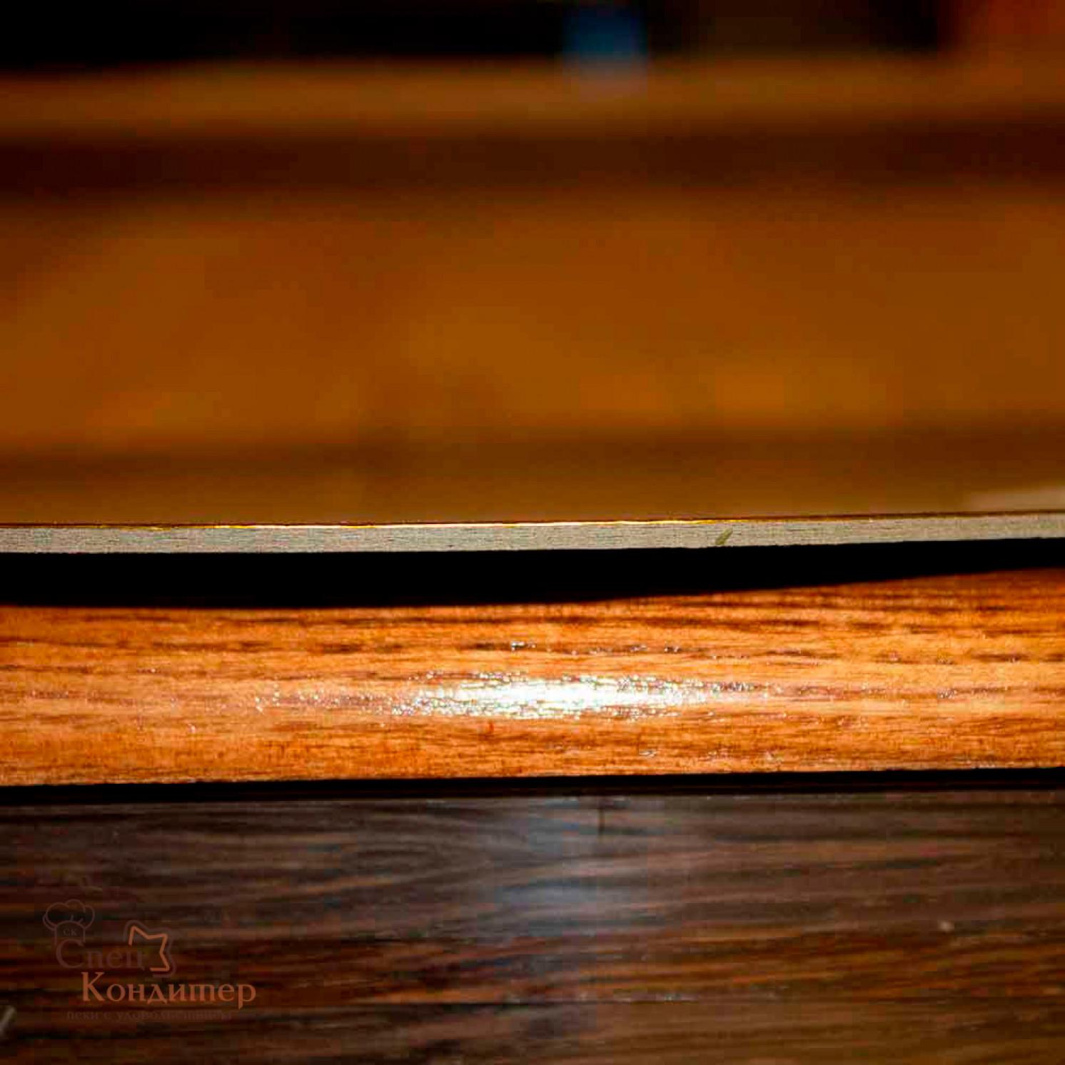 Подложка усиленная золото D 240 мм ( Толщина 2,5 мм )