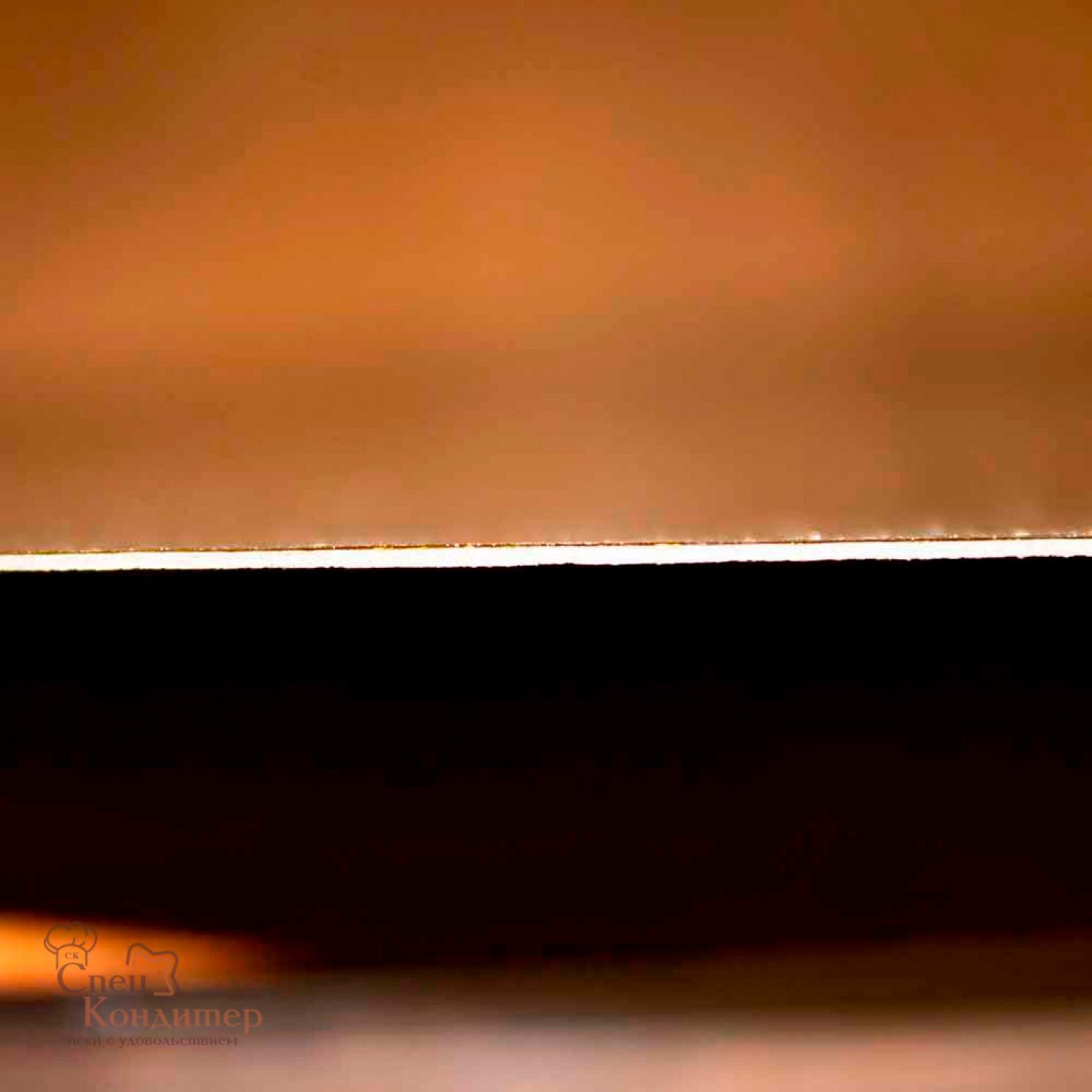 Подложка золото D 260 мм ( Толщина 0,8 мм )