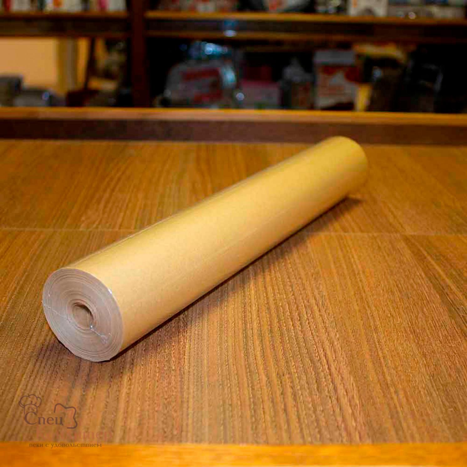 Пергамент коричневый в ролике ( Nature Bake ) 380 мм х 50 метров