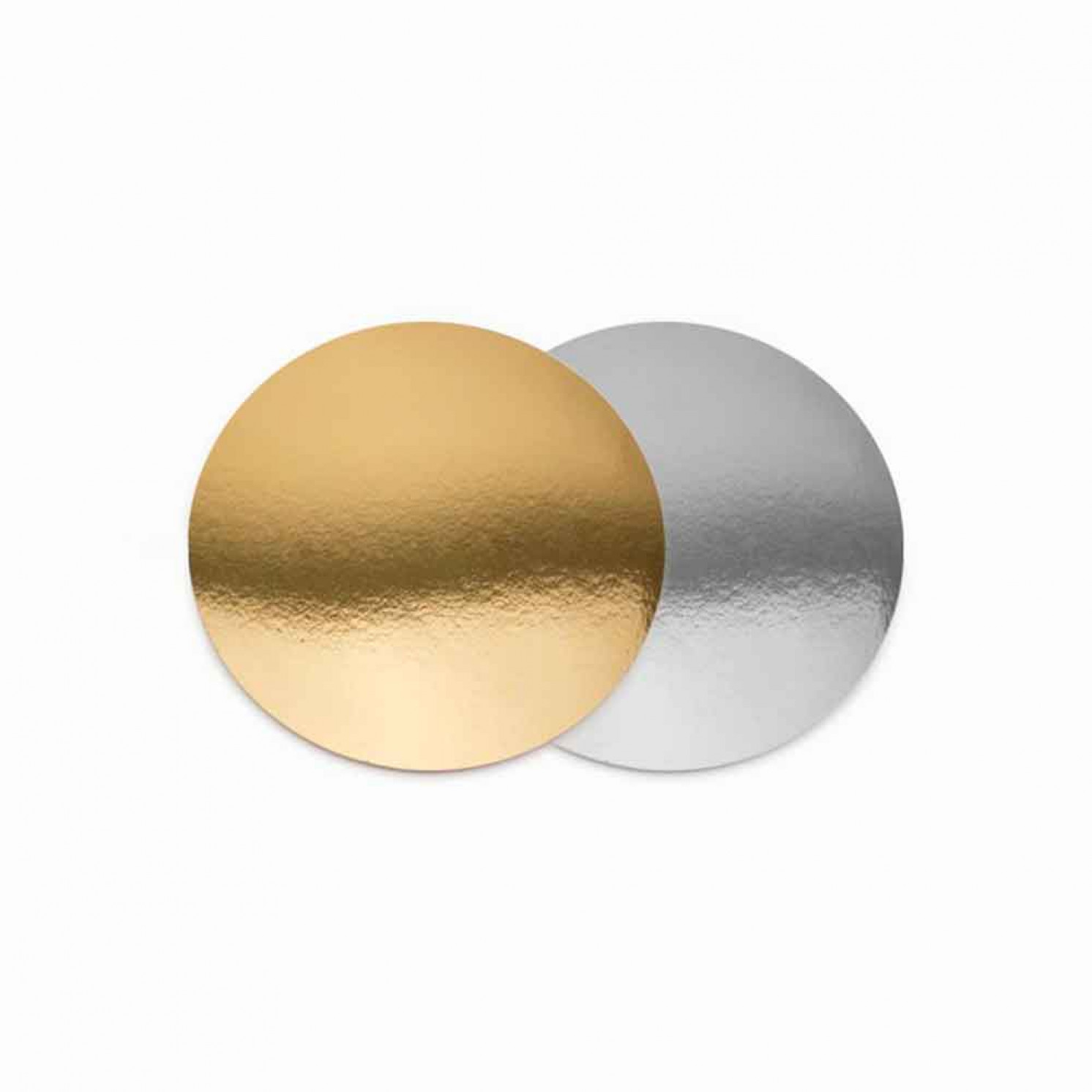 Подложка золото/серебро D300 мм (Толщина 0,8 мм)