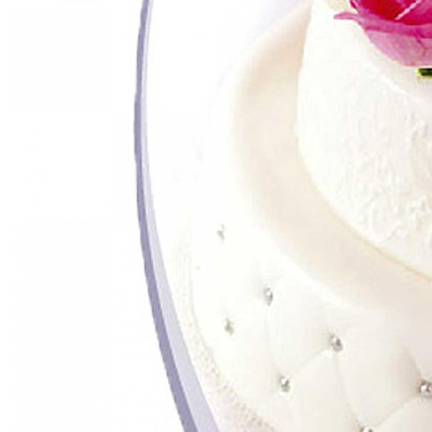 Мастика сахарная ванильная 600г, белая