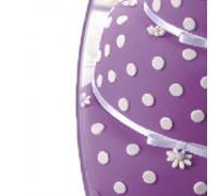 Мастика сахарная ванильная 600г, фиолетовая