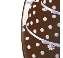 Мастика сахарная ванильная 600г, коричневая