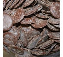 """Кондитерская глазурь """"Шокомилк"""" темная №88 (монеты) 1 кг"""