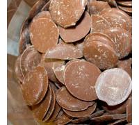 """Кондитерская глазурь """"Шокомилк"""" молочная №44 (монеты) 1 кг"""