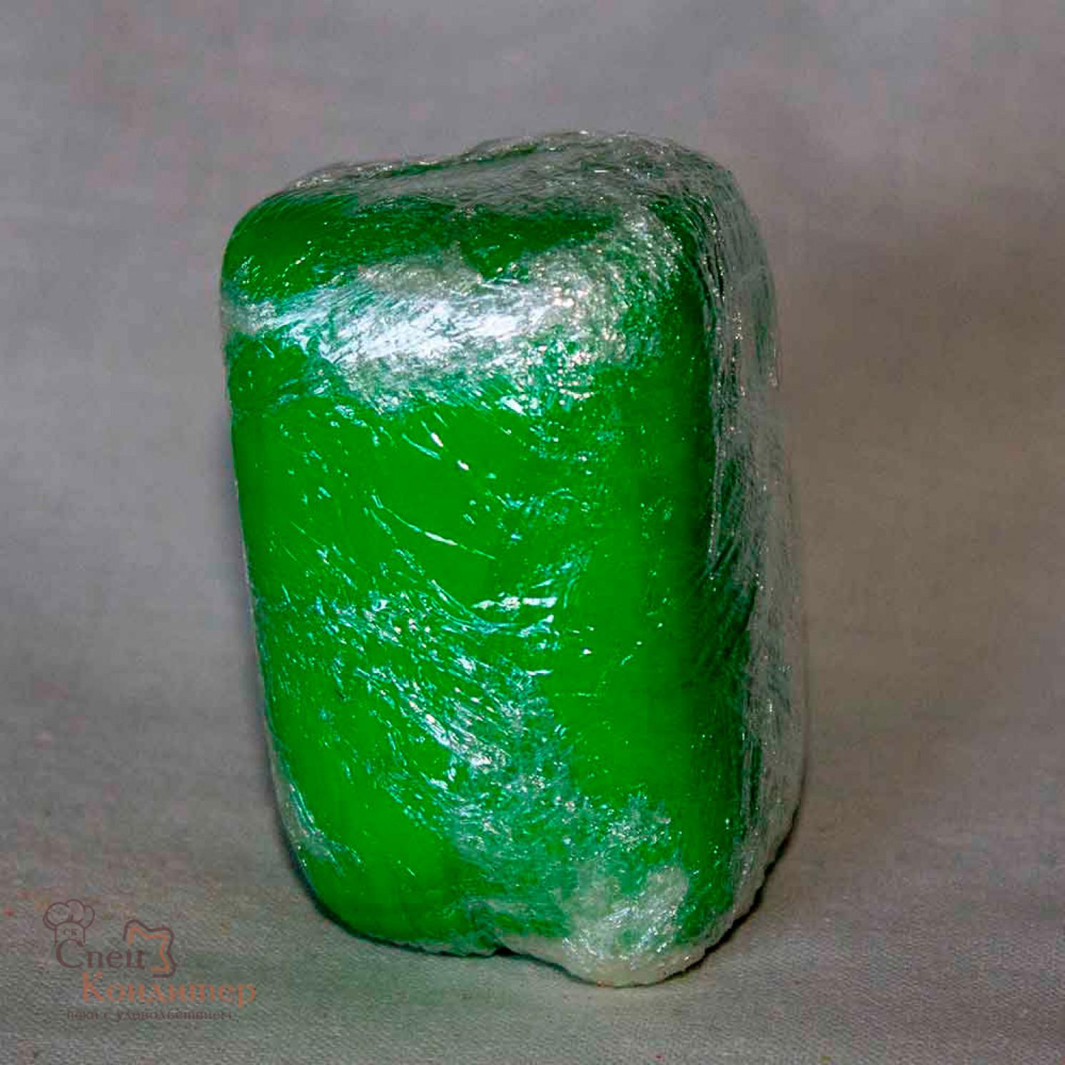 Мастика зеленая Vizyon, 100 г