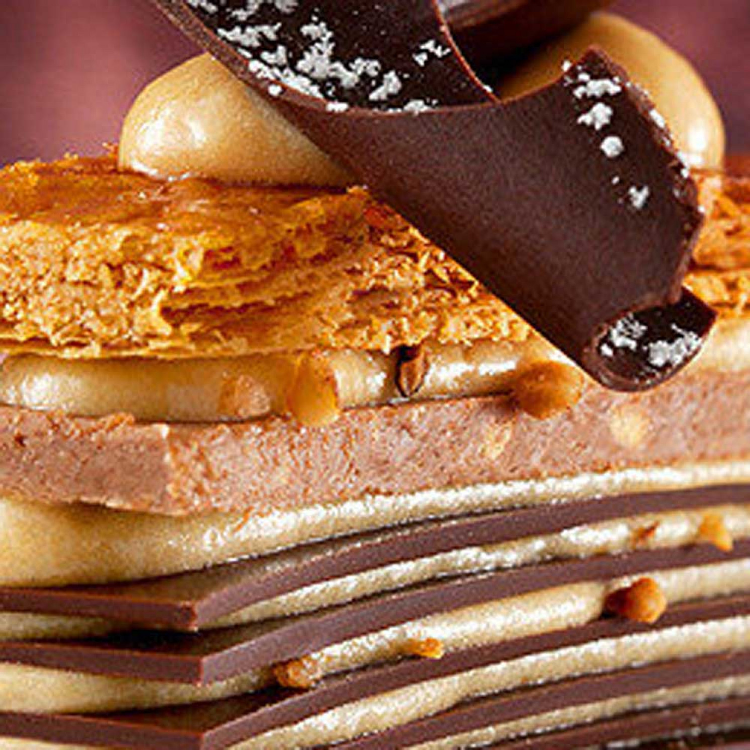 """Крошка вафельная """"Callebaut"""" Pailleté Feuilletine, 500 г"""