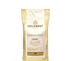 """Шоколад белый """"Callebaut"""", 25,9% какао, каллеты 200 г"""