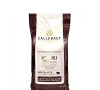 "Шоколад темный ""Callebaut"", 54,5% какао, каллеты 500 г"