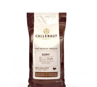 "Шоколад молочный ""Callebaut"", 33,6% какао, каллеты 500 г"