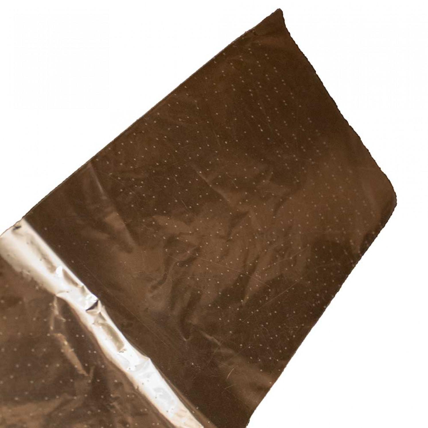 Пакет прозрачный с игольчатой перфорацией (отверстием), 16х40 см