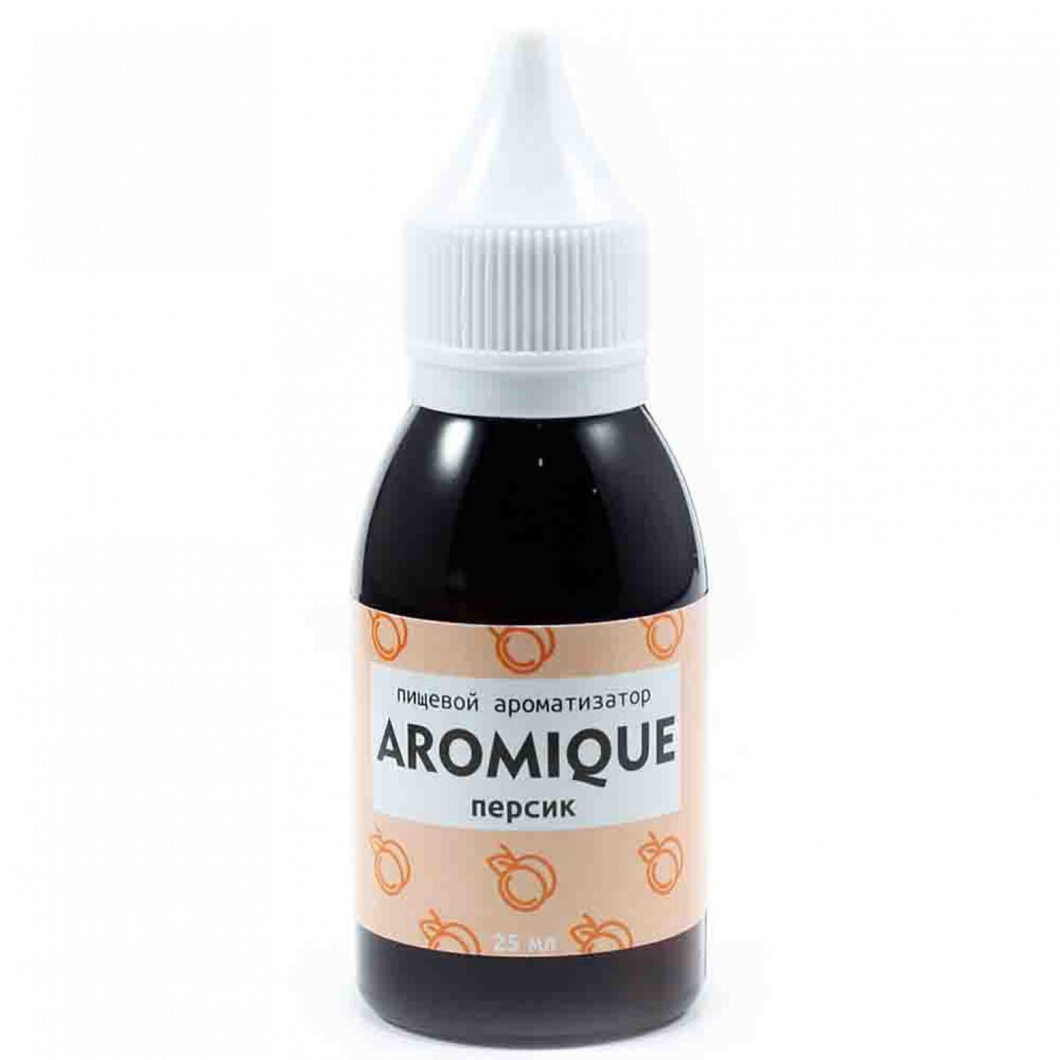 Пищевой ароматизатор Aromique Персик, 25мл