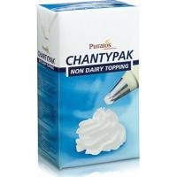 Растительные сливки Шантипак (Chantypak), 1 л