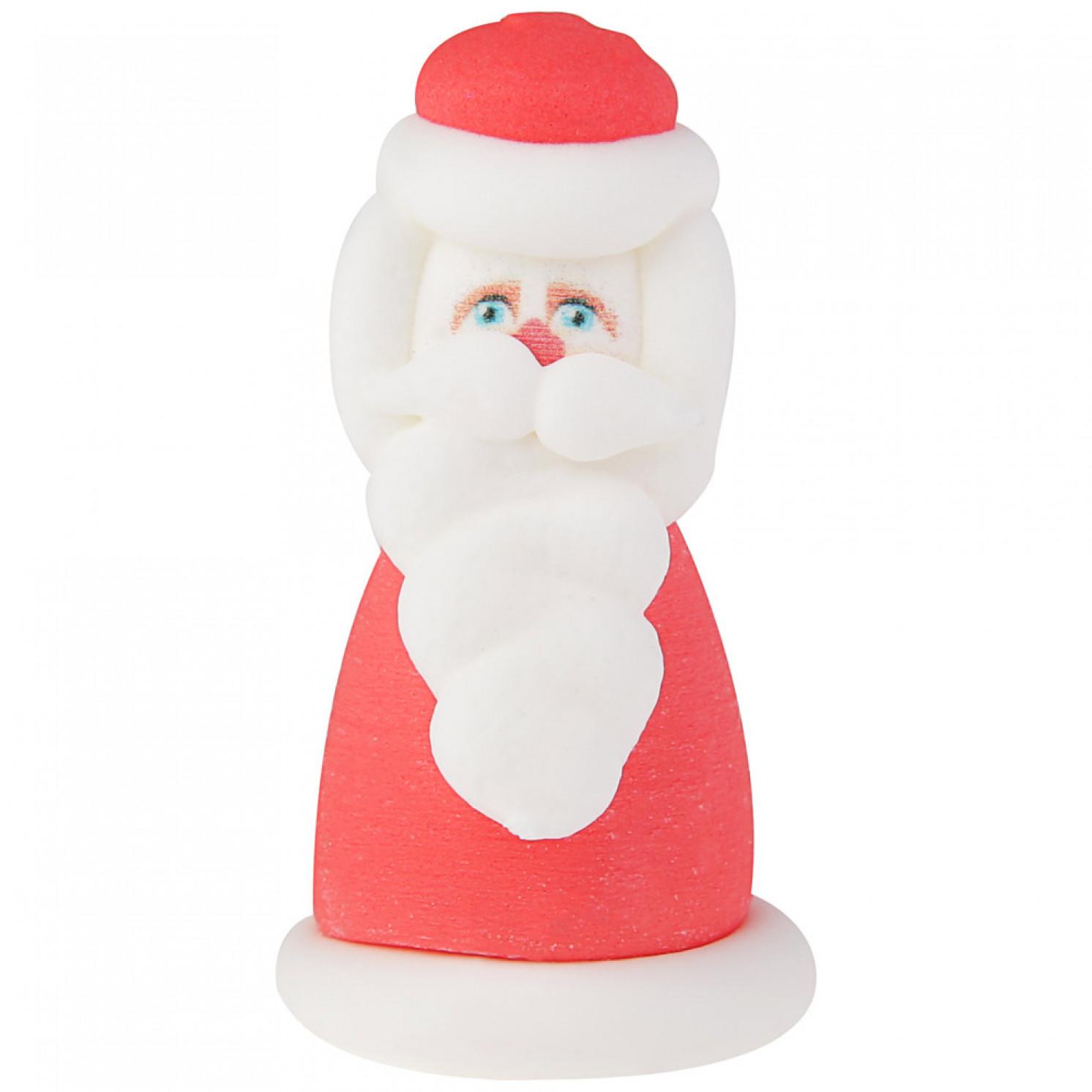 Сахарные фигурки Дед Мороз
