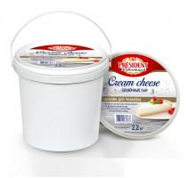 Сыр Творожный КРЕМЧИЗ PROFESSIONAL 65% 2,2 кг