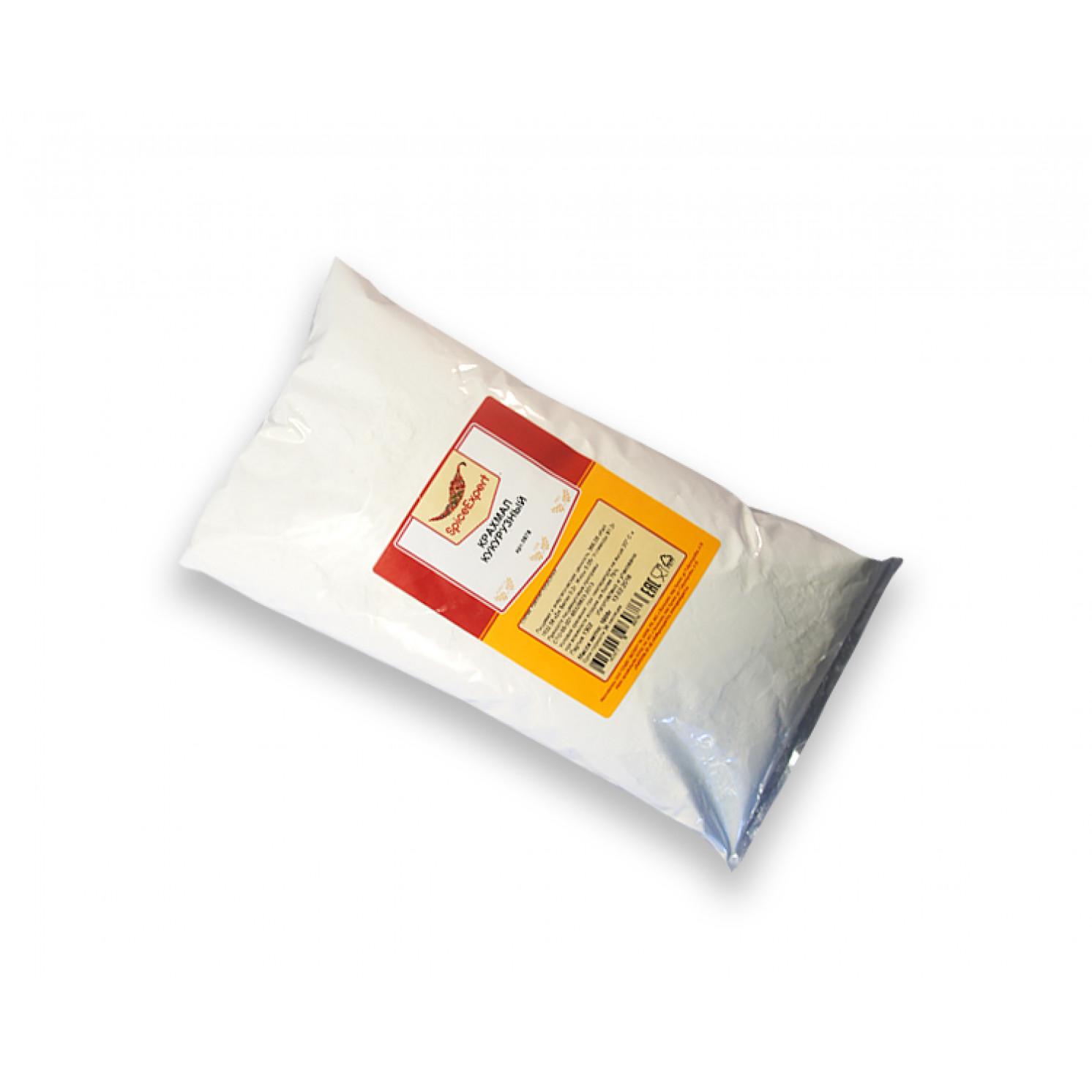 Крахмал кукурузный СпайсЭксперт, 1 кг