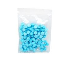 Сахарные фигурки МИНИ-БЕЗЕ голубые, 50 г