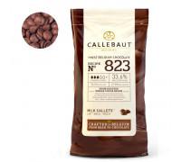 """Шоколад молочный """"Callebaut"""", 33,6% какао, каллеты 2,5 кг"""