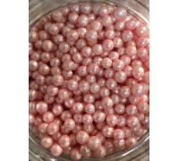 Сахарные шарики Цвет нежности, маленькие d=4 мм, 50г