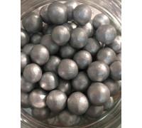 Сахарные шарики Серебро, средние d=8 мм, 50г